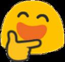 Emoji for bloblul