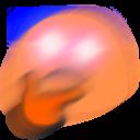 Emoji for blobthink