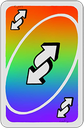 Emoji for rainbowReversal