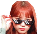 Emoji for IPMChaewon_Swag