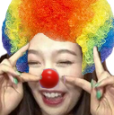 Emoji for joyclown