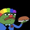 :PES_DepressedClown: Discord Emote