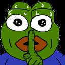 :PepeShhhhh: Discord Emote