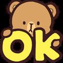 :BearOk: Discord Emote