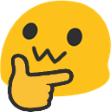 Emoji for BlobThinkOwO