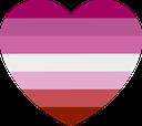 :heartlesbian: Discord Emote