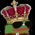 Emoji for kingpepe