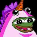 Emoji for pinkfluffyunicorn