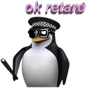 Emoji for ok_retard