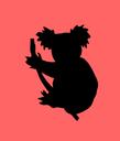Emoji for coral_koala