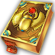 pharaohBook Discord Emote