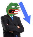 Emoji for stonks_pepe