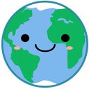 :earth_happy: Discord Emote