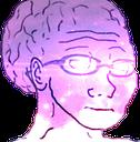 :big_brain: Discord Emote