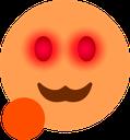 :3cYandere: Discord Emote