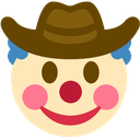 :cowclown: Discord Emote