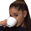 :Ariana: Discord Emote