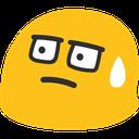 :blobglarenervous: Discord Emote