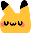 :pikachuwu: Discord Emote
