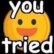 Emoji for youtried