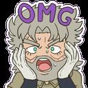 Emoji for OHMYGOD