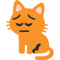 :pensivecat: Discord Emote