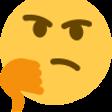 :thinknot: Discord Emote