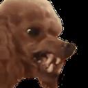 :FTGPdogscary: Discord Emote