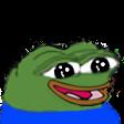 Emoji for peepohappy