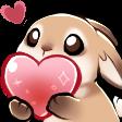 Emoji for love