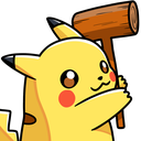 Emoji for PikaHammer
