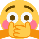 :flushedomg: Discord Emote