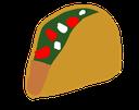Emoji for taco
