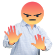 :angrystop: Discord Emote
