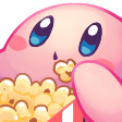 Emoji for KirbyPopcorn