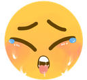 Emoji for Ahegao