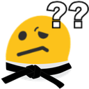 Emoji for blobkaratewaitwhat