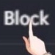 Emoji for block
