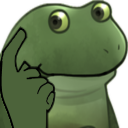 :SnakeThink: Discord Emote
