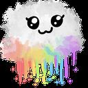 :rainbowblob: Discord Emote