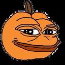 Emoji for pepepumpkin