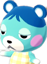:bluebearshrug: Discord Emote