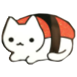 Emoji for sushicat