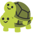 Emoji for turtles