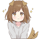:puppysparkle: Discord Emote