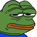 :Wearypepe: Discord Emote