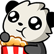 Emoji for PandaPopcorn