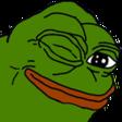 :PepeWink: Discord Emote