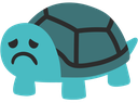 Emoji for turtlesad