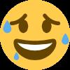 Emoji for HAHAHA